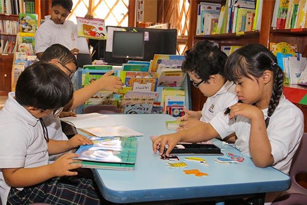 خدمات المكتبة المتخصصة